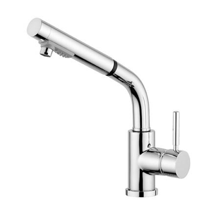 rubinetti cucina con doccia estraibile - hll store - Rubinetto Cucina Con Doccetta Estraibile