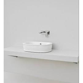 Lavabo da appoggio 65 cm ART CERAM serie Azuley