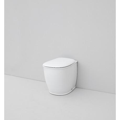 AZULEY vaso con scarico terra/parete