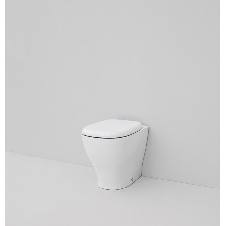 TEN vaso a terra filo parete