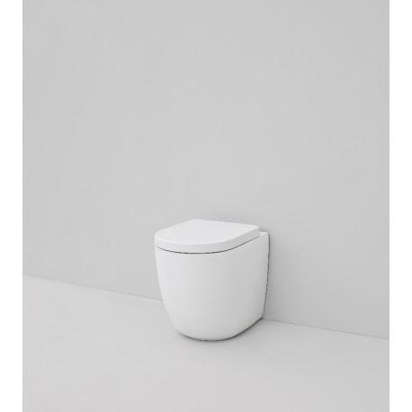 FILE vaso con scarico terra/parete