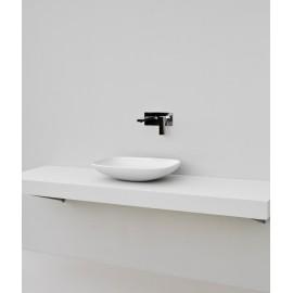 Lavabo da appoggio ART CERAM modello La Fontana 55x40