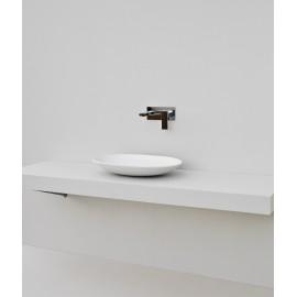 Lavabo da appoggio ART CERAM modello La Fontana 60x42